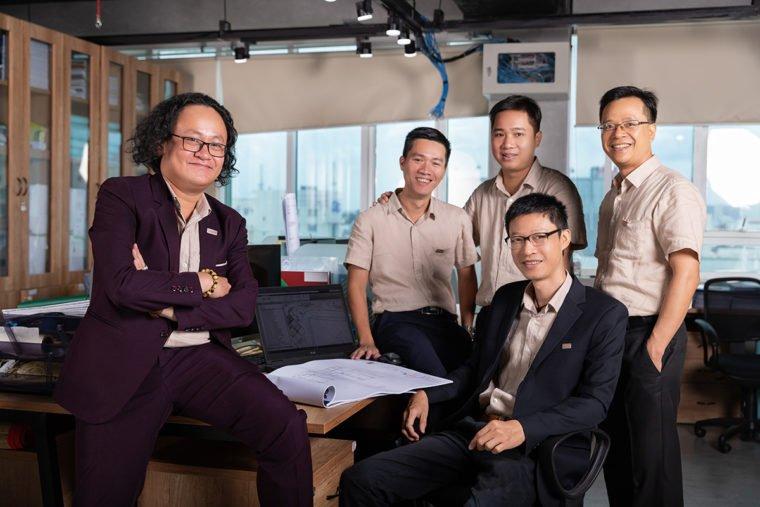 Chụp ảnh profile công ty chuyên nghiệp - Công ty Tây Hồ